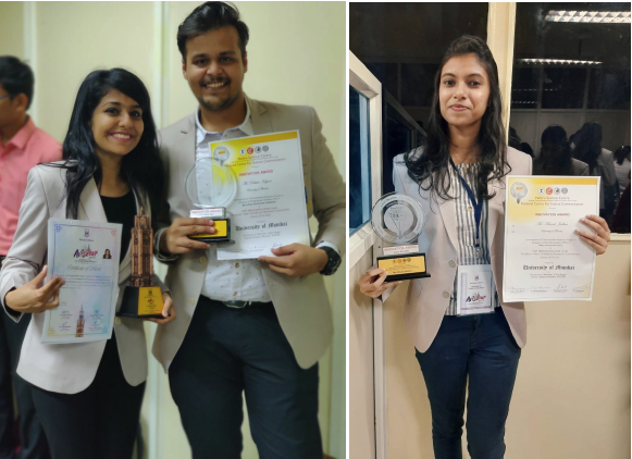 BNCP students bring in AVISHKAR 2020 accolades